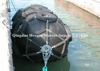 Dock Defense Marine Rubber Fender Synthetic Tyre Cord Fabric For Port To Protection Ship