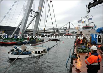 Ship Launching And Lifting Marine Salvage Airbags Heavy Moving Safety Equipments